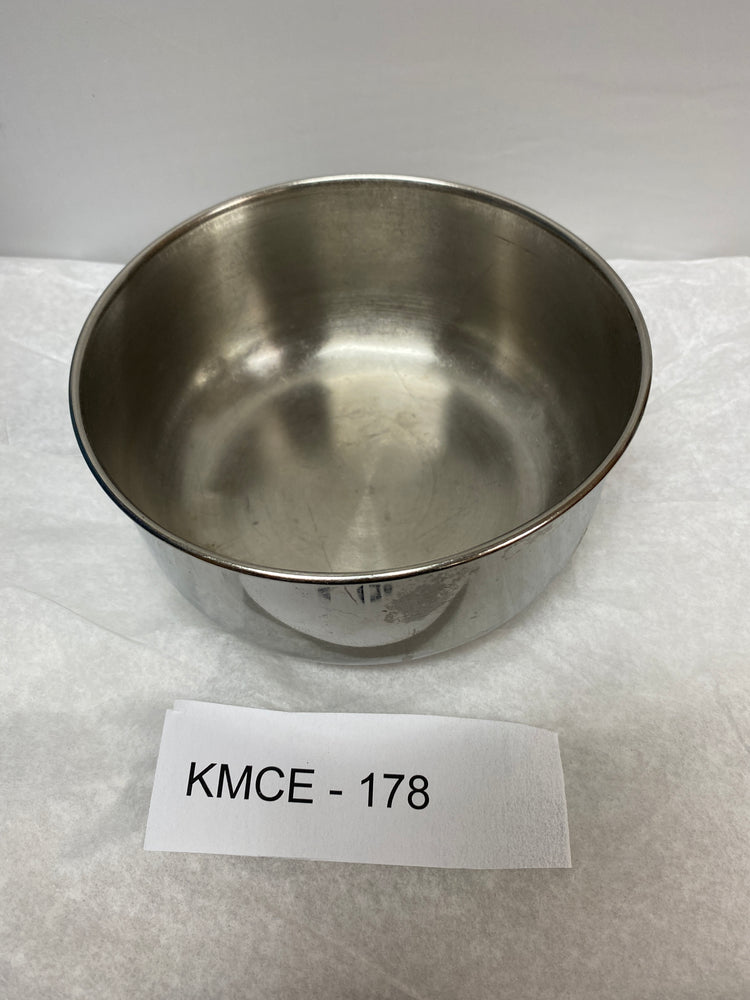 "Vollrath Stainless Steel Surgical Bowl 4"" X 2"" 