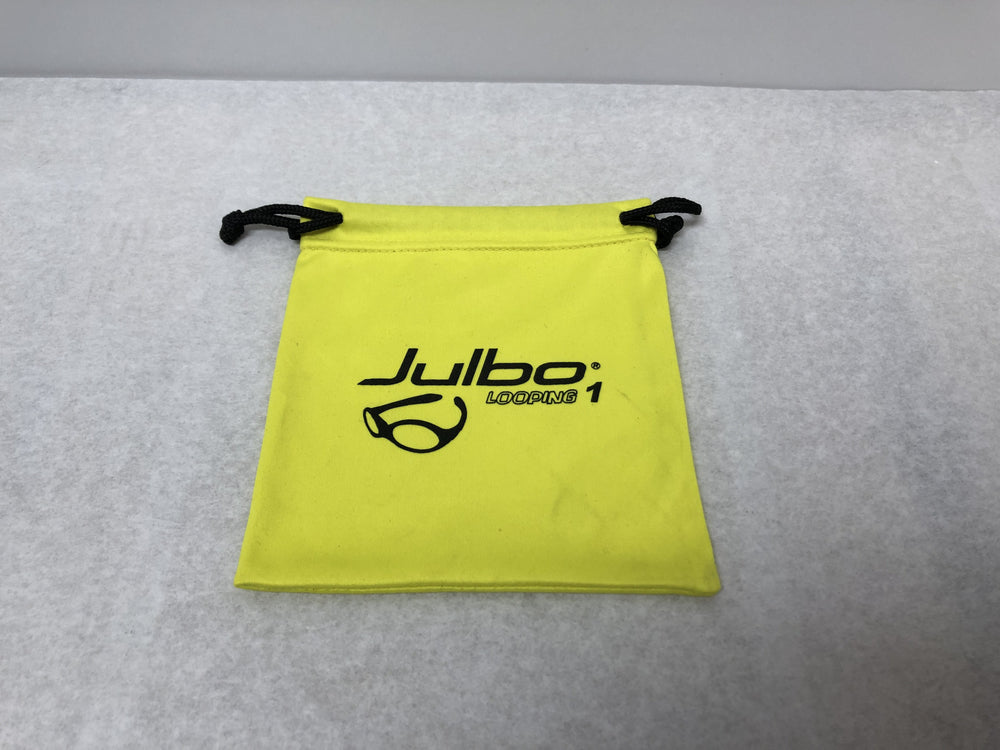 Julbo Looping Yellow Bag Pouch Optical Eyeglass Soft Case Storage | KMOPT-126