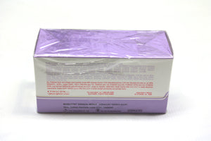 Ethicon Coated Vicryl Sutures, Violet Braided, Spatula Needle
