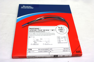 Mustang Over-the-Wire PTA Balloon Dilatation Catheter 9.0mm