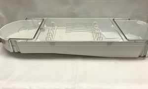 Steris White Tray with Rack and Cover