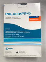 Zimmer Palacos R+G Radiopaque Bone Cement