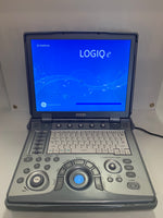 GE Logiq E Ultrasound with 3 probes