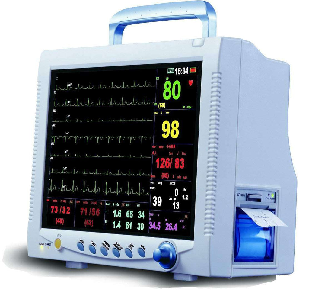 BLT M9000Vet Biolight with CO2 Veterinary Monitor