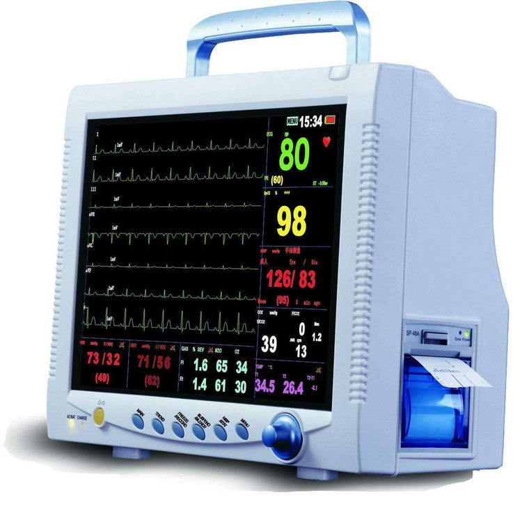 BLT M9000Vet Biolight Veterinary Monitor