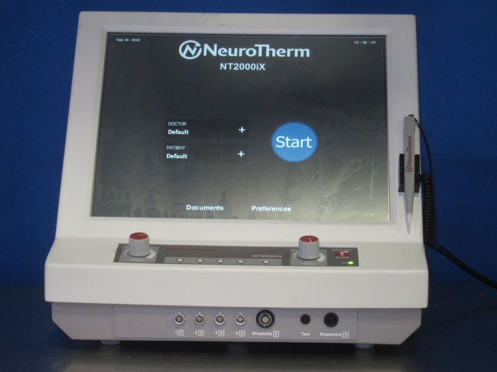 Neurotherm NT 200 IX Radiofrequency Generator