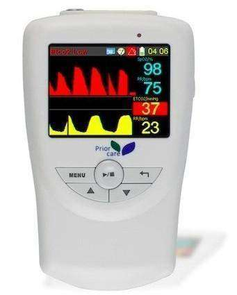 KV100C Veterinary Handheld EtCO2 Patient Monitor