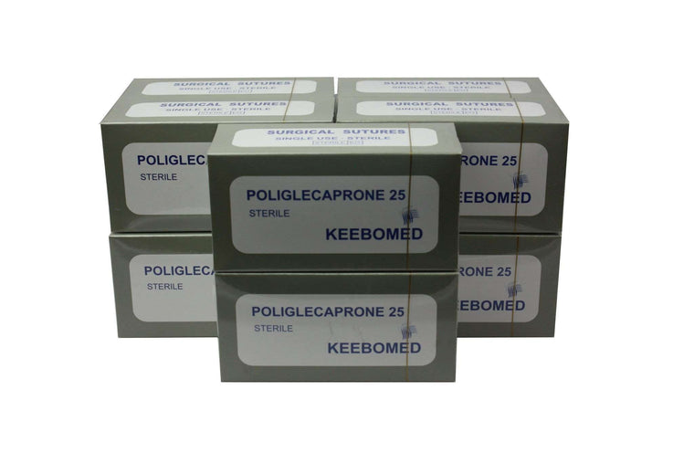 Lot of 10 Boxes - Poliglecaporone 25