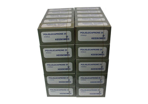 Lot of 50 Boxes -Poliglecaporone 25