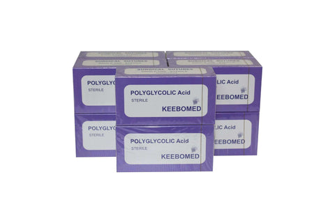Lots of 10 Boxes - PGA Polyglycolic Acid