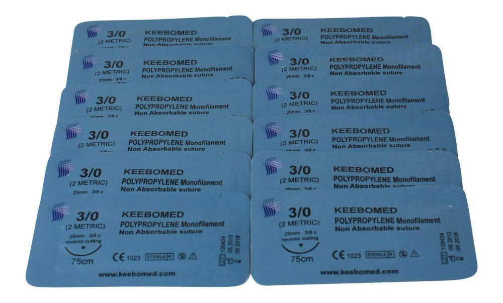 Lots of 50 Boxes - Polypropylene Monofilament
