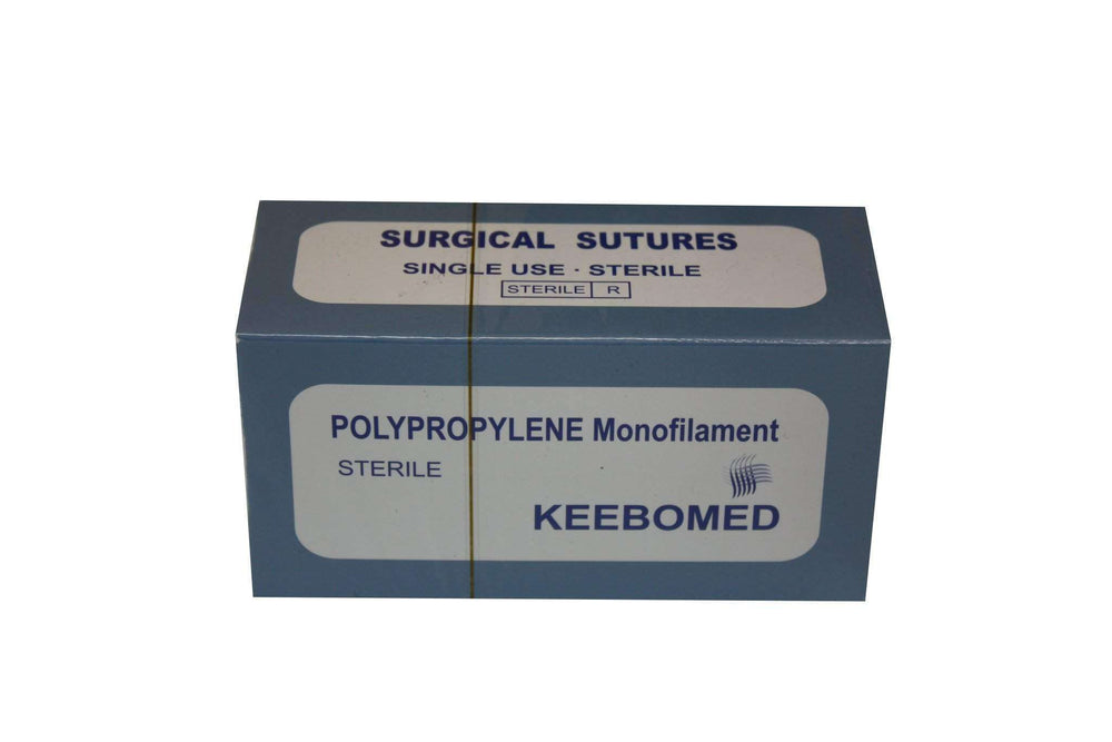 Polypropylene Monofilament Surgical Suture | KeeboMed