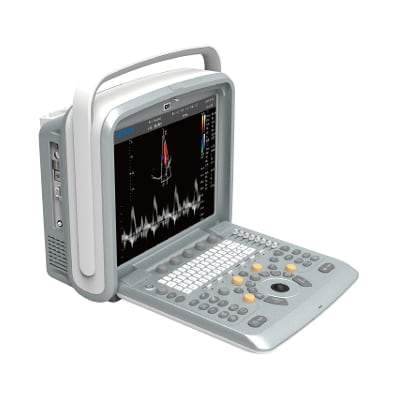 Chison Q9Vet Color Doppler Veterinary Ultrasound | KeeboMed