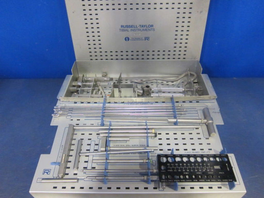 RICHARDS Russell-Taylor Tibial Instruments Tray