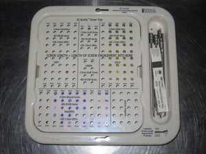 SPINAL CONCEPTS Various Slimline Plates w/ Screws