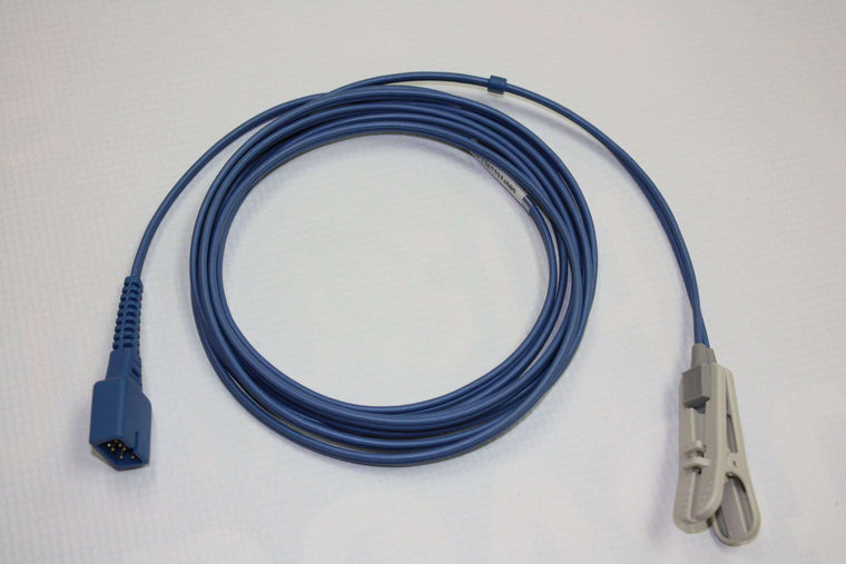 Veterinary SPO2 probe sensor for patient monitors- Nellcor Type 9 pins