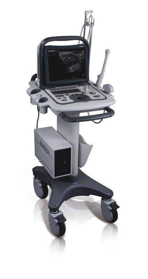 Trolley Carts for SonoScape Ultrasounds | KeeboMed