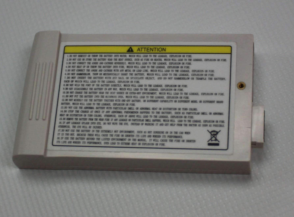 Batteries for handheld Ultrasounds