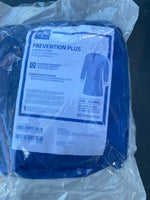 Medline Prevention Plus Surgical Gown, XXL-XLong | KeeboMed