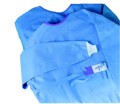 Medline DYNJP2001S Sirus Surgical Gown