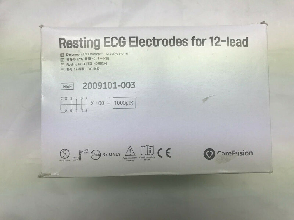 CareFusion ECG Electrode for 12-lead