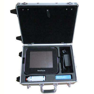 Chison Sonotouch 30 Touch Screen Ultrasound, Portable Carrying Case | KeeboMed