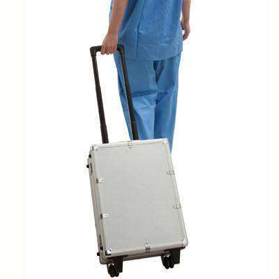 Chison Sonotouch 30 Touch Screen Ultrasound, Mobile Carrying Luggage | KeeboMed