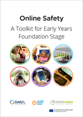 Early Years Online Safety Toolkit (printed booklet)