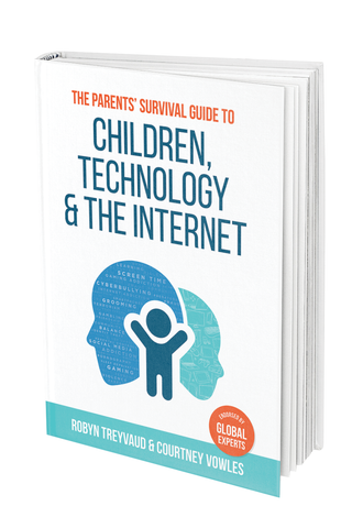The Parents' Survival Guide to Children, Technology & the Internet