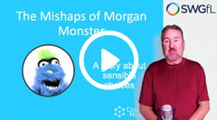 Online Safety Video (5-7 year olds) - The Mishaps of Morgan the Monster
