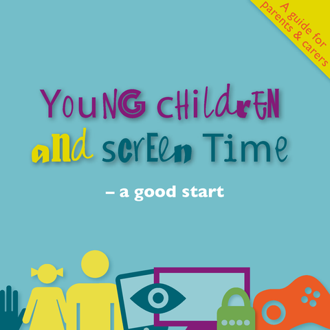 Flyer - Young People and Screentime (short version)