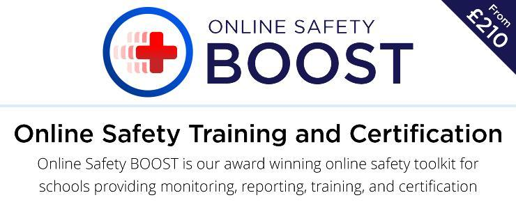 Online Safety BOOST