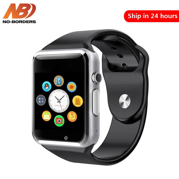 NO-BORDERS A1 SMART WATCH