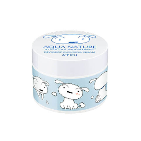 APIEU Aqua Nature Dew Drop Clouding Cream (Crayon ShinChan Edition)