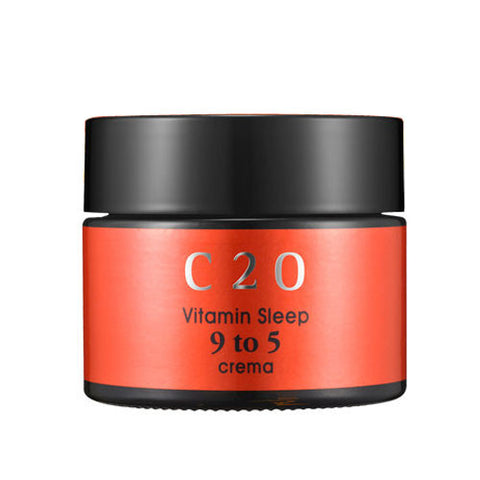 C20 Vitamine Sleep 9to5 Crema