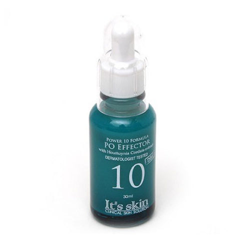 It's skin power 10 formula PO effecter
