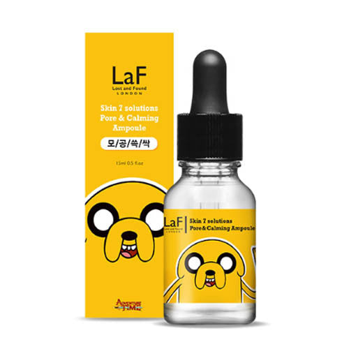LaF Skin 7 Sloutions Pore & Calming Ampoule (Limited Edition) 15ml