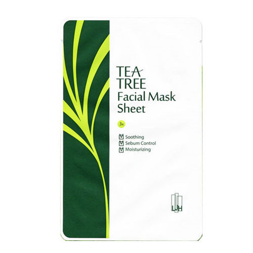 LJH Doctor's Care Facial Mask Sheet TeaTree