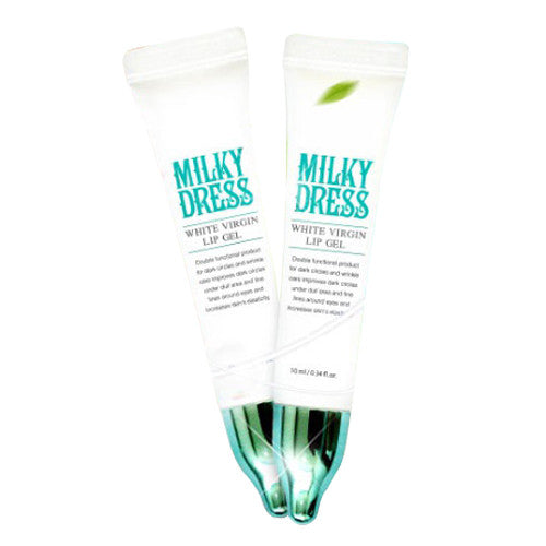 Milkydress White Virgin Lip Gel