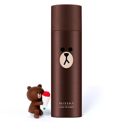 Missha Time Revolution The First Treatment Essence - economy (Brown)