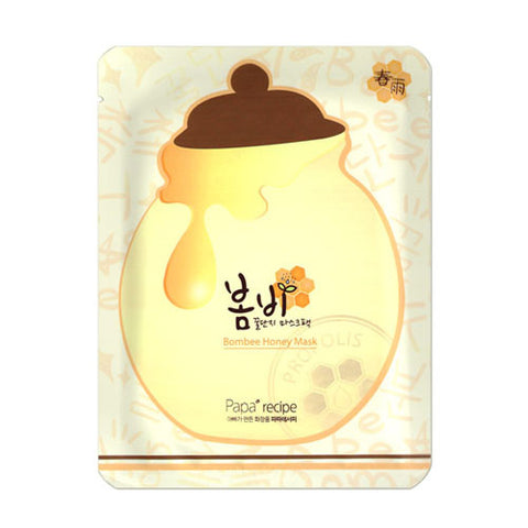 Paparecipe Bombee Honey Mask