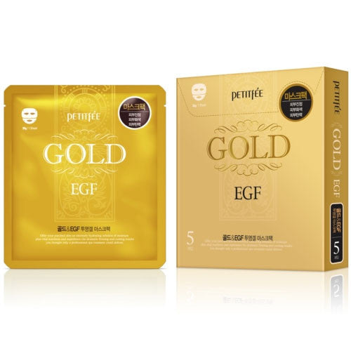 PETITFEE Gold&EGF; Hydrogel Mask