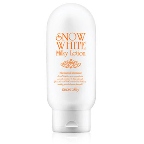 Secret Key Snow White Miky Lotion