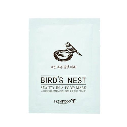 SKINFOOD Beauty in a Food Mask Sheet (BIRD'S NEST)