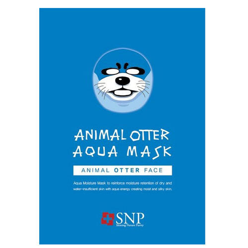 SNP Animal Otter Aqua Mask (1ea)