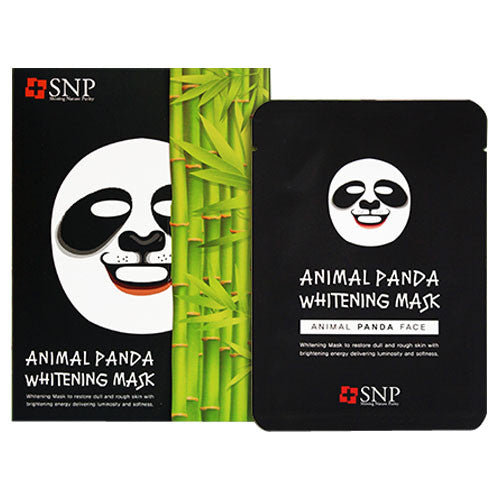 SNP Animal Panda Whitening Mask (1ea)