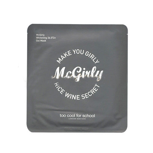 too cool for school Mcgirly Whitening Gel Mask