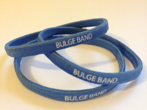 The Bulge Band™ Blue Edition - 3pk