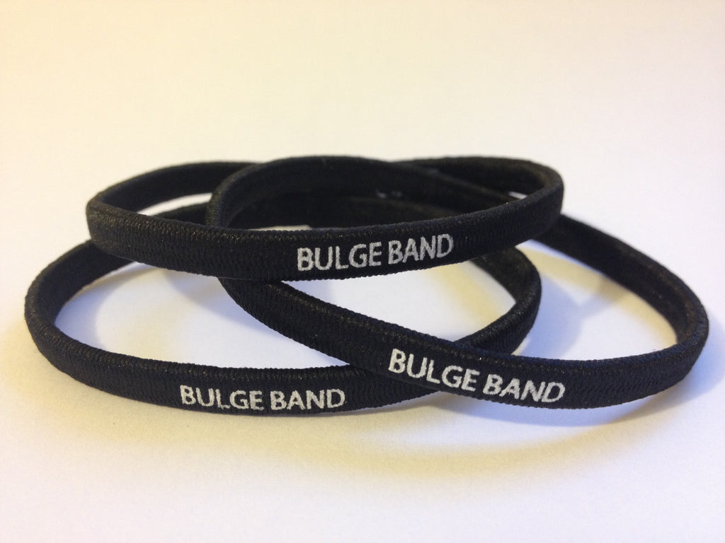 The Bulge Band™ Black Edition - 3pk