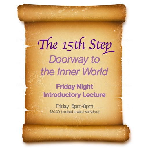 The 15th Step - Introductory Lecture